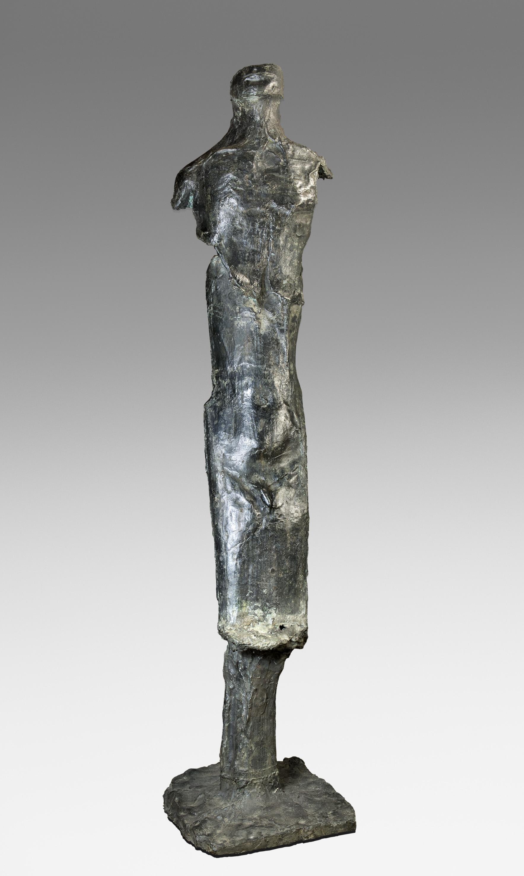 Augusto Perez Trofeo (Erma), 1963 bronzo 170 × 40 × 40 cm